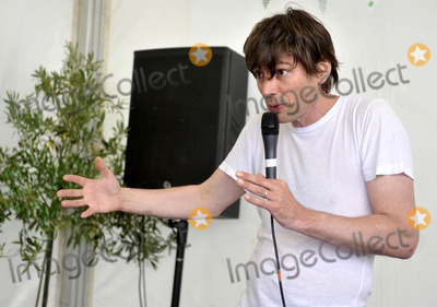 Alex James Photo - Oxfordshire UK Alex James at The Big Feastival held at Alex James Farm in Kingham 1st September 2012Keith MayhewLandmark Media