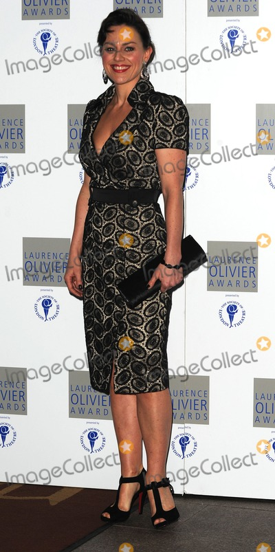 Jill Halfpenny Photo - London UK  Jill Halfpenny   at the  Laurence Olivier Awards 2010 at the Grosvenor House Hotel Park Lane London 21st March 2010