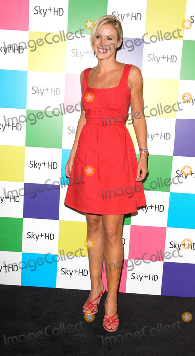 Charlie Webster Photo - London UK Charlie Webster at the Sky HD Designer Box Launch Party at Il Bottaccio held in London 14th August 2008Keith MayhewLandmark Media