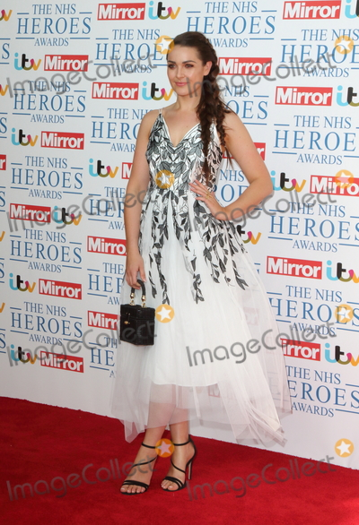Anna Passey Photo - London UK Anna Passey at NHS Heroes Awards at the London Hilton Park Lane London on Monday 14 May 2018Ref LMK73-J2025-150518Keith MayhewLandmark MediaWWWLMKMEDIACOM