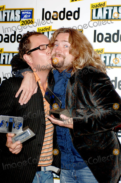 Alan Carr Photo - London Justin Lee Collins and Alan Carr at the Loaded LAFTAS 4th Annual Comedy Knees-up held at Sketch04 October 2006Ali KadinskyLandmark Media