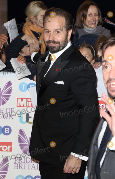 Alfie Boe Photo - London UK Alfie Boe at Pride of Britain Awards 2018 at the Grosvenor House Park Lane London on Monday 29 October 2018Ref LMK73-J2870-301018Keith Mayhew Landmark Media WWWLMKMEDIACOM  Georgia Toffolo
