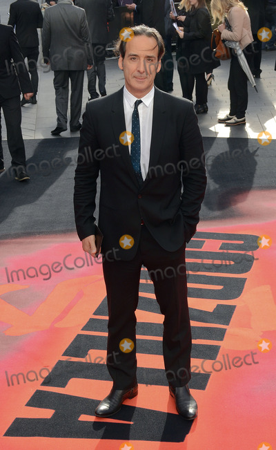Alexandre Desplait Photo - London UK Alexandre Desplait at Godzilla European Premiere at the Odeon Leicester Square London on May 11th 2014Ref LMK392-48448-130514Vivienne VincentLandmark MediaWWWLMKMEDIACOM