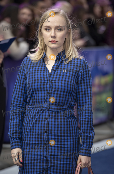 Gary Mitchell Photo - London UK Alexa Davies at the Onward UK Premiere at The Curzon Mayfair on February 23 2020 in London EnglandRef LMK386-J6267-250220Gary MitchellLandmark MediaWWWLMKMEDIACOM