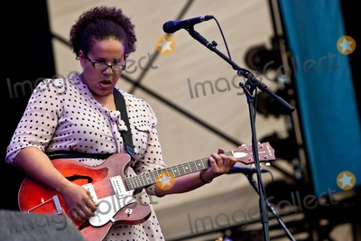 Alabama Shakes Photo - Southwold Suffolk UK Alabama Shakes performing live at Day Three of Latitude Festival in Henham Park 14th July 2012Keith MayhewLandmark Media
