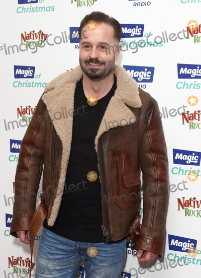 Alfie Boe Photo - London UK Alfie Boe at The Magic of Christmas at The London Palladium Argyll Street London on Sunday 25 November 2018Ref LMK73-J3022-261118Keith MayhewLandmark MediaWWWLMKMEDIACOM