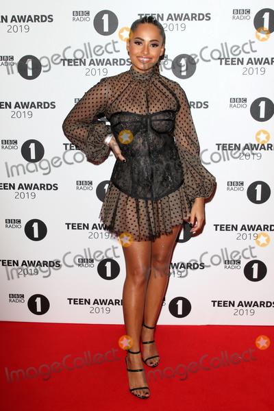 Amber Gill Photo - LondonUK Amber Gill  at the Radio One Teen Awards red carpet arrivals at BBC Television Centre London 24th November 2019RefLMK73-S2620-251119Keith MayhewLandmark MediaWWWLMKMEDIACOM