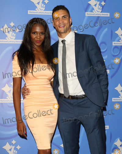 Anthony Ogogo Photo - LondonUK Otilie Mabuse and Anthony Ogogo at National Lottery Awards 2015 at ITV Studios London 11th September 2015  Ref LMK73-58231-120915Keith MayhewLandmark Media WWWLMKMEDIACOM