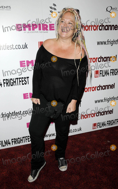 Jennifer Lynch Photo - London UK Director Jennifer Lynch at the Chained film premiere Film4 FrightFest Day 5 held at the Empire cinema Leicester Square 27th August 2012Can NguyenLandmark Media