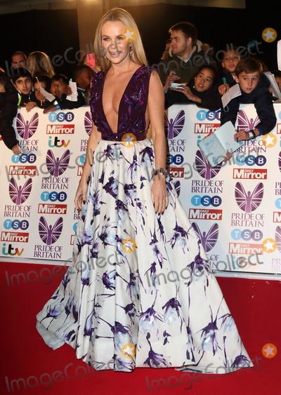 Amanda Holden Photo - London UK Amanda Holden at Pride Of Britain Awards held at Grosvenor House Park Lane London UK on the 30th October 2017 Ref LMK73-J1030-311017Keith MayhewLandmark MediaWWWLMKMEDIACOM