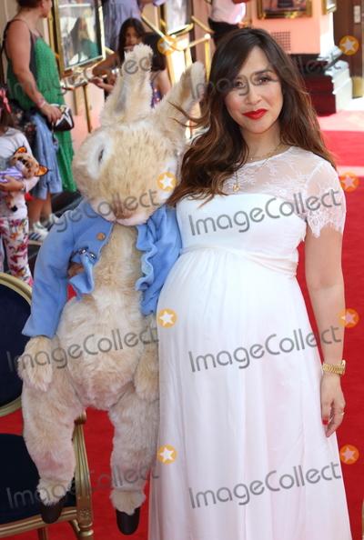 Peter Rabbit Photo - London UK Myleene Klass at Where is Peter Rabbit Press Day at Theatre Royal Haymarket London on July 23rd 2019Ref LMK73-J5243-240719Keith MayhewLandmark MediaWWWLMKMEDIACOM