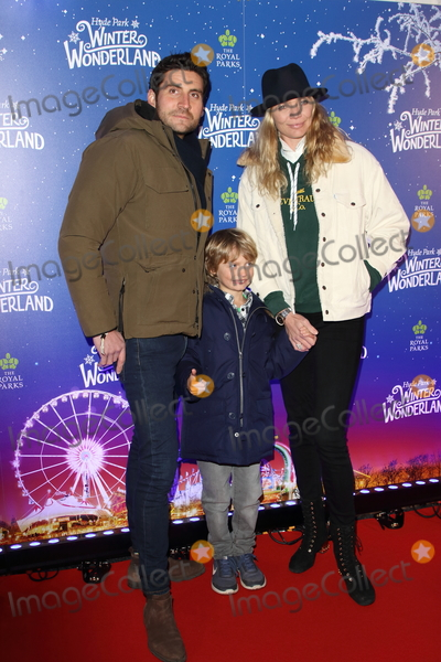 Jodie Kidd Photo - London UK Jodie Kidd and family at Winter Wonderland 2019 VIP Launch at Hyde Park London on November 20th 2019Ref LMK73-J5836-211119Keith MayhewLandmark MediaWWWLMKMEDIACOM