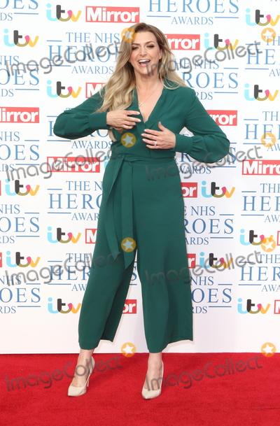 Anna Williamson Photo - London UK Anna Williamson at NHS Heroes Awards at the London Hilton Park Lane London on Monday 14 May 2018Ref LMK73-J2025-150518Keith MayhewLandmark MediaWWWLMKMEDIACOM