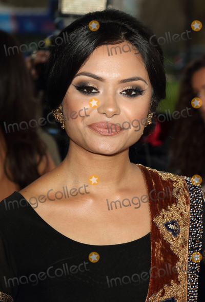 Afshan Azad Photo - London UK Afshan Azad  at the Asian Awards 2016 Grosvenor House Hotel Park Lane 8th April 2016 Ref LMK73-60215-090416Keith MayhewLandmark Media WWWLMKMEDIACOM