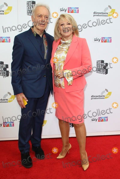 Nickolas Grace Photo - London UK Nickolas Grace and Dame Elaine Paige at South Bank Sky Arts Awards 2019 at the Savoy The Strand London on July 7th 2019Ref LMK73-J5154-080719Keith MayhewLandmark MediaWWWLMKMEDIACOM