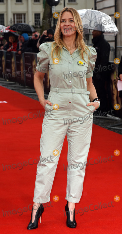 Edith Bowman Photo - London UK Edith Bowman at Radioactive UK Premiere held at Cuzon Mayfair London on Sunday 8 March 2020 Ref LMK392-2982-080320Vivienne VincentLandmark Media WWWLMKMEDIACOM