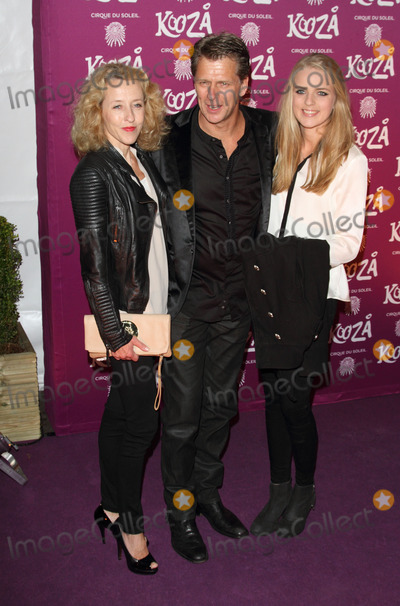 Andrew Castle Photo - London UK Andrew Castle at the VIP Night for Cirque du Soleils new production Kooza at the Royal Albert Hall 8th January 2013Keith MayhewLandmark Media