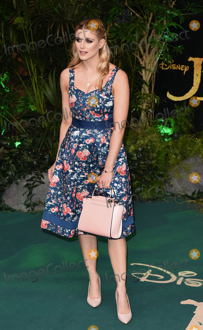 Ashley James Photo - London UK Ashley James at The UK Premiere of The Jungle Book at BFI Imax Waterloo London on Wednesday 13 April 2016Ref LMK392 -60185-140416Vivienne VincentLandmark Media WWWLMKMEDIACOM