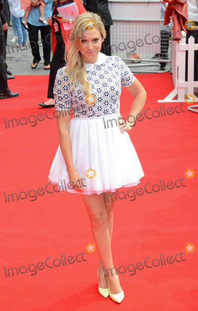 Anna Williamson Photo - London UK Anna Williamson at The World Premiere of Pudsey The Dog Movie at Vue West End Leicester Square London on 13th July 2014  Ref LMK392 -49053-140714Vivienne VincentLandmark Media WWWLMKMEDIACOM