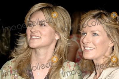 Andrea Catherwood Photo - London UK Anthea Turner and Andrea Catherwood attend launch of supermarkets bargain fashion line at debut catwalk show in central London 24th April 2007  Ali KadinskyLandmark Media