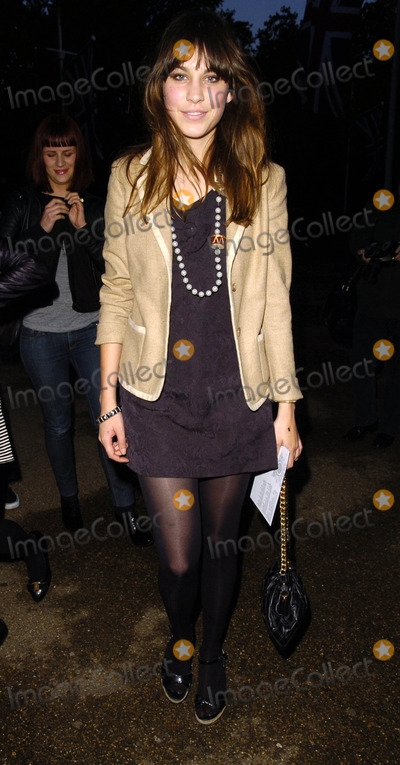 Alexa Chung Photo - London UK Alexa Chung at the  All Tomorrows Pictures  VIP private view and party held at the ICA in London UK30th May 2007Can NguyenLandmark Media