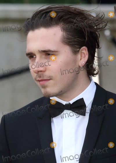 Brooklyn Beckham Photo - London UK  Brooklyn Beckham at World Premiere of Netflixs Our Planet at the Natural History Museum Kensington London on April 4th 2019Ref LMK73-J4691-050419Keith MayhewLandmark MediaWWWLMKMEDIACOM
