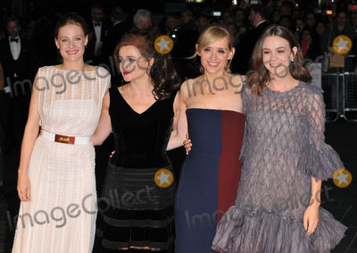 Anne-Marie Duff Photo - London UK Romola Garai Helena Bonham-Carter Anne-Marie Duff  Carey Mulligan at  the 59th BFI London Film Festival 2015  Suffragette opening gala Odeon Leicester Square cinema Leicester Square London England UK on Wednesday 07 October 2015 Ref LMK315-58342-081015Can NguyenLandmark Media WWWLMKMEDIACOM