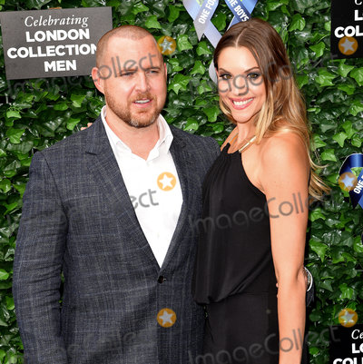 AJ Buckley Photo - London UK  AJ Buckley and Abigail Ochse    at One for the Boys Charity Ball at the Roundhouse Chalk Farm Road London on Friday 12 June 2015Ref LMK392-51550-130615     Vivienne VincentLandmark Media WWWLMKMEDIACOM