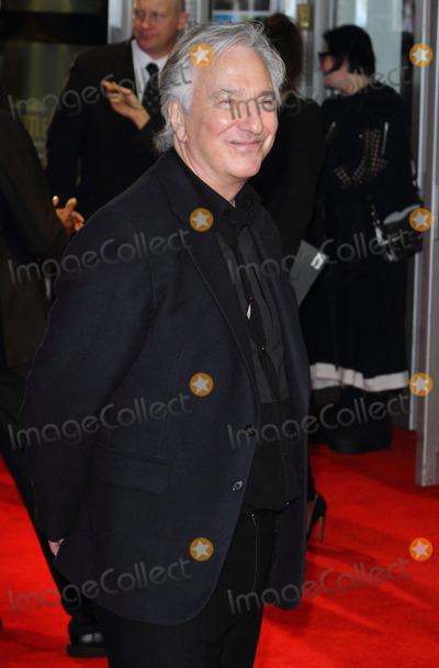 Alan Rickman Photo - London UK Alan Rickman at the BFI London Film Festival Screening of  A Little Chaos  at the Odeon West End Leicester Square London 17th October 2014 Keith MayhewLandmark MediaLMK73-49840-181014 WWWLMKMEDIACOM