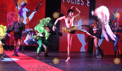 Queen Photo - London UK Models at Jean Paul Gaultier Fashion Freak Show press preview held at Queen Elizabeth Hall South Bank  London on July 23rd 2019Ref LMK73-J5242-240719Keith MayhewLandmark MediaWWWLMKMEDIACOM