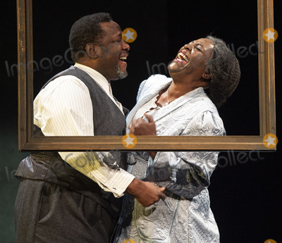 Arthur Miller Photo - London UK  Wendell Pierce and Sharon D Clarke  at the photo call for the Arthur Miller classic Death of a Salesman at the Piccadilly theatre West End London 1st November 2019 RefLMK386-S2535-011119 Gary MitchellLandmark Media WWWLMKMEDIACOM