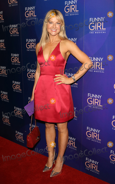 Sarah Hadland Photo - London UK  Sarah Hadland at Funny Girl Press Night at The Savoy Theatre Charing Cross Road London on Wednesday 20 April 2016 Ref LMK73-60274-210416Keith MayhewLandmark Media WWWLMKMEDIACOM