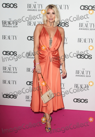 Olivia Buckland Photo - LondonUK  Olivia Buckland    at  The Beauty Awards 2019 VIP Pink Carpet at City Central at the HAC Chiswell St London 25th November 2019RefLMK73-2625-261119Keith MayhewLandmark MediaWWWLMKMEDIACOM