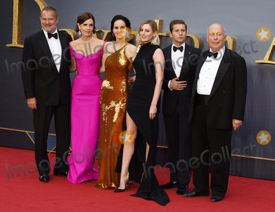 Allen Leech Photo - London UK  Hugh Bonneville Elizabeth McGovern Michelle Dockery Laura Charmichael Allen Leech Julian Fellowes at the World Premiere of Downton Abbey held at Cineworld Leicester Square London on Monday 9 September 2019Ref LMK392-J5420-100919Vivienne VincentLandmark Media WWWLMKMEDIACOM