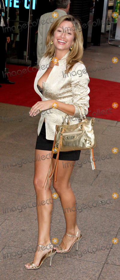 Rebecca Loos Photo - London Rebecca Loos at the UK Charity Premiere of  You Me and Dupree at the Odeon Leicester Square22 August 2006Keith MayhewLandmark Media