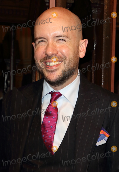 Tom Allen Photo - London UK Tom Allen at The Starry Messenger Press Night at the Wyndhams Theatre Leicester Square London on May 29th 2019Ref LMK73-J4975-300519Keith MayhewLandmark MediaWWWLMKMEDIACOM
