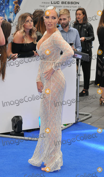 Aisleyne Horgan-Wallace Photo - London UK  240717Aisleyne Horgan-Wallace at the Valerian And The City Of A Thousand Planets European film premiere held at Cineworld Empire cinema Leicester Square25 July 2017Ref LMK315-MB340-250717Can NguyenLandmark MediaWWWLMKMEDIACOM