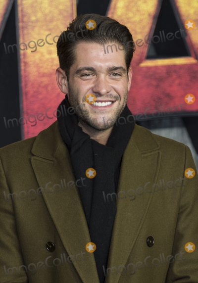 Jonny Mitchell Photo - London UK  Jonny Mitchell  at Jumanji Welcome To The Jungle UK Premiere at the Vue West End Leicester Square London on Thursday 7 December 2017Ref LMK386-J1266-081217Gary MitchellLandmark MediaWWWLMKMEDIACOM
