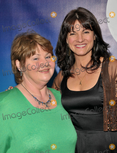 Annette Badland Photo - London UK Annette Badland and Niky Wardley  at The High Seas Ball charity fundraiser held at the Grosvenor Hotel in London 11th October 2008SydLandmark Media
