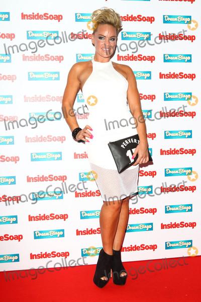 Tamara Wall Photo - London UK Tamara Wall  at Inside Soap Awards 2015 at DSTRKT London on October 5th 2015   Ref LMK73 -58316-061015Keith MayhewLandmark Media WWWLMKMEDIACOM