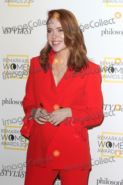 Angela Scanlon Photo - London UK Angela Scanlon at Stylists Inaugural Remarkable Women Awards in partnership with Philosophy at Rosewood London on March 5th 2019Ref LMK73-J4449-060319Keith MayhewLandmark MediaWWWLMKMEDIACOM