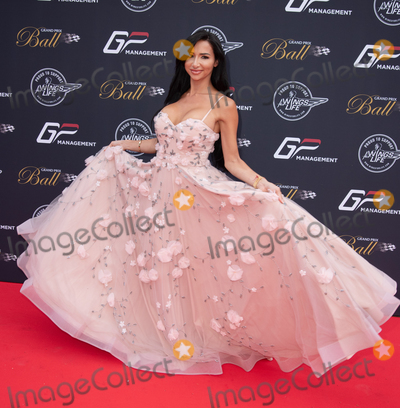 Natasha Grano Photo - London UK Natasha Grano at Grand Prix Ball at the Hurlingham Club London on July 4th 2018Ref LMK73-J2263-050812Keith MayhewLandmark Media WWWLMKMEDIACOM