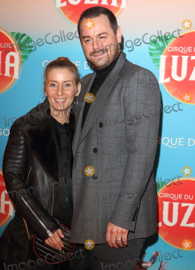 Danny Dyer Photo - London UK Danny Dyer and Joanne Mas at Cirque du Soleil Luzia Press Night at the Royal Albert Hall Kensington London on January 15th 2020Ref LMK73-J6034-160120Keith Mayhew Landmark MediaWWWLMKMEDIACOM