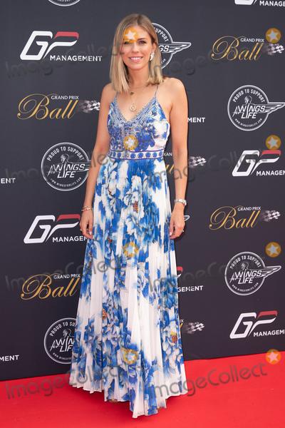 Nicki Shields Photo - London UK Nicki Shields at Grand Prix Ball at the Hurlingham Club London on July 4th 2018Ref LMK73-J2263-050812Keith MayhewLandmark Media WWWLMKMEDIACOM