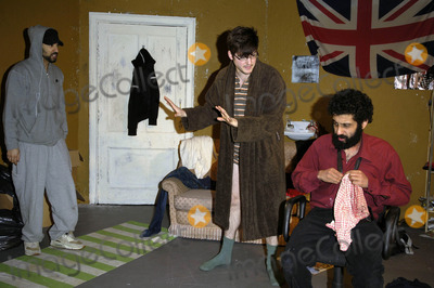 Adeel Akhtar Photo - London UK Ray Panthaki James Alexandrou and Adeel Akhtar star in the Yaller Skunk Theatre production In My Name at the Old Red Lion Theatre in Islington London25 March 2008Can NguyenLandmark Media