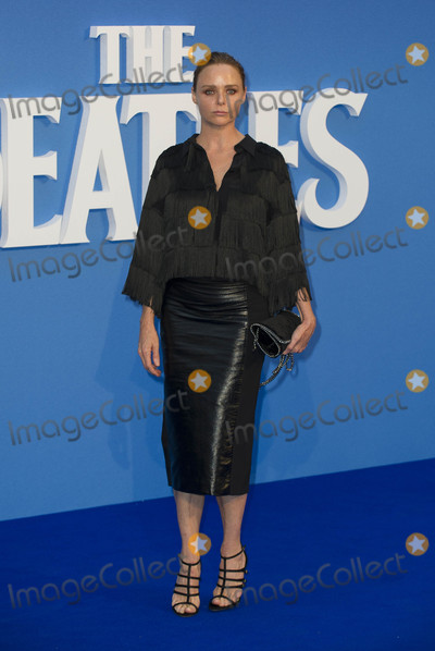 Stella McCartney Photo - London UK Stella McCartney at the World premiere of The Beatles Eight Days A Week - The Touring Years at Odeon Leicester Square on September 15 2016 in London EnglandRef LMK386-61058-160916Gary MitchellLandmark MediaWWWLMKMEDIACOM