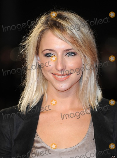 Ali Bastian Photo - London UK  031111Ali Bastian at the UK premiere of  the film The Rum Diary Odeon Kensington London3 November 2011Eric Best  Landmark Media