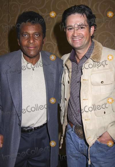 Tracy Byrd Photo - Las Vegas NV USA Charley Pride and Tracy Byrd at the Las Vegas Hilton Celebrity Poker Tournament Benefiting T J Martell Foundation held at Las Vegas Hilton 11th December 2007PRNLandmark Media