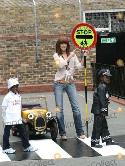 Atomic Kitten Photo - London UK Natasha Hamilton ex-Atomic Kitten launches TOTAL Little Learners a scheme to cut the number of road accidents involving under-sixes St Matthews School Old Pye Street Westminster27 June 2006Paulo PirezLandmark Media