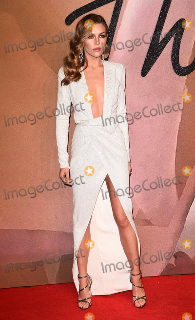 Abigail Clancy Photo - London UKAbigail Clancy at The Fashion Awards held at The Royal Albert Hall South Kensington London on Monday 5 December 2016Ref LMK392-61340-061216Vivienne VincentLandmark Media WWWLMKMEDIACOM